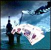 OLJERIKDOM: Oljepengene har stor betydning for rentenivået i Norge.