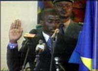 Joseph Kabila blir sittende som president i to år, fram til valget (foto: Scanpix).