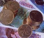 Krangler om penger