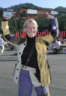 Gyda Olssen (Foto: www.dfs.no)