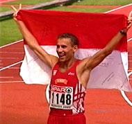 Robert Korzeniowski var jublende fornøyd med EM-gull og verdensrekord.