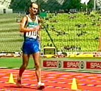 Nymark gikk som en helt, og nå satser han på medalje i OL 2004.