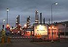 Vanndamp fra Esso-raffineriet er attraktiv til oppvarming.
