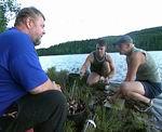 Maynard, Rune og Tor Arne