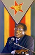 Robert Mugabe vant presidentvalget i mars takket være irregulære metoder. (Foto: Bazuki Muhammad, Scanpix)