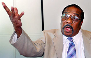 LTTE-geriljaens sjefsforhandler Anton Balsingham. (Reuters-Scanpix)