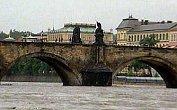 Flommen i den tsjekkiske hovedstaden Praha kom svært overraskende.