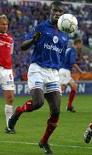 Pah Madou-Kah har spilt B-landskamp for Norge, og nå kan det gå mot debut blant de aller beste.