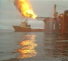 Statoil krever at sjøfolk på supplyskip snakker norsk.