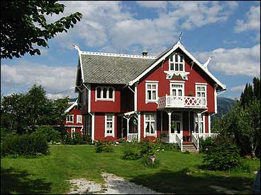 (Foto: Arild Nybø, NRK)