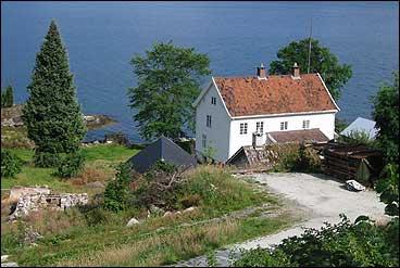 Flesje i 2002. (Foto: Arild Nybø, NRK)