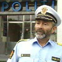 - Vi gjør så godt vi kan, sier politimester Bjørn Hareide.