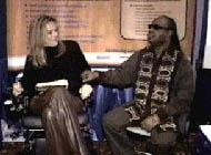 Stevie tok en prat med VGs Tinic Talèn