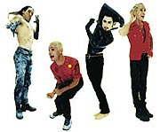 Er Red Hot Chili Peppers verdens beste band?