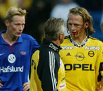 Bjarmann er trolig ute for resten av sesongen (Foto: T.Bjørnflaten/Scanpix)