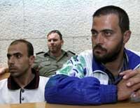 Palestinerne som skal deporteres, følger saken i høyesterett (REUTERS/Gil Cohen Magen)