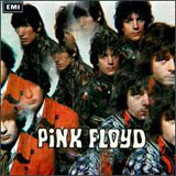 "Pink Floyd ""The Piper at the Gates of Dawn"" fra 1967."
