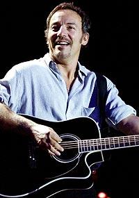 Bruce Springsteens nye album handler i stor grad om sjokket etter 11. september. Foto: Reuters / SCANPIX.