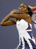 Kvinne-finale mellom de amerikanske søstrene Venus (bildet) og Serena.