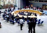 FNs sikkerhetsråd opphevet torsdag sanksjonene mot Irak.