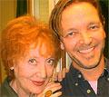 Når Elsa Lystad og Morten Røhrt begynner å le er det alvor...