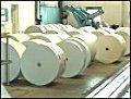 Papirruller på Hurum fabrikker