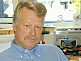 Konstituert sykehusdirektør Svein Nymoen.