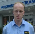 Åge Gustad bekrefter at to personer er arrestert i saka.