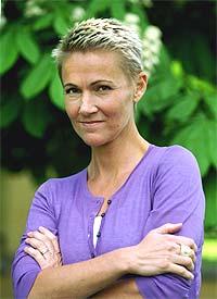 Marie Fredriksson i Roxette har hjernesvulst og gjennomfører en operasjon. oto: Claudio Bresciani / SCANPIX.