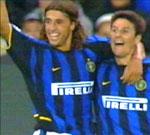 Hernan Crespo og resten av Inter-laget kan komme på alt fra første til tredje plass.