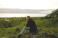 Bjørn Peder kjem frå Brønnøysund og skriv gjerne om den vakre heimplassen.