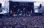 Steming blir det heilt sikkert også i Oslo Spektrum når Red Hot Chili Peppers kjem på besøk i mars.