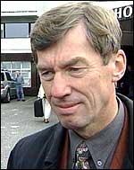 Olje og energiminister Einar Steensnæs deltok på oljekonferanse i Ringsaker.
