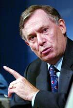 IMF-sjef Horst Koehlerhar blitt med på en noe mildere nedbetalingsplan overfor Argentina.