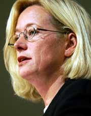 Marit Arnstad (Foto: Scanpix/Knut Fjeldstad)