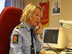 Politiinspektør Rita Hermansen.