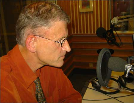 Direktør Leif Kapstad forstår at pasientane er frustrerte.
