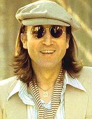 John Lennon ble drept av Mark Chapman.