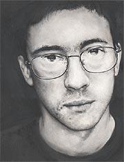Tidligere Blur-gitarist Graham Coxon.