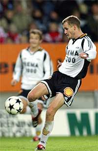 Harald Brattbakk ble toppscorer med 17 mål.