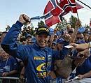 Petter Solberg vant prisen i
