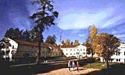 Modum Bad på Vikersund
