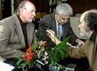 For første gang får en ungarer Nobelprisen i litteratur.