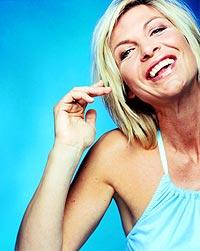 Skuffet: Torhild Sivertsen. Foto: Promo.