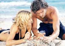 Madonna og Adriano Giannini i
