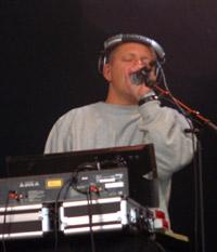 Tommy Tee på Quart 2002 (Foto: Rune Johansen, NRK)