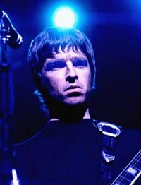 Liam Gallagher i Oasis