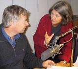 Produsent Grethe Berge er i konstant dialog med Rune Gerhardsen om fremføringen av teksten