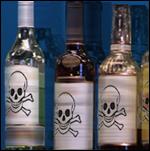 55-åringner er siktet for innførsel og omsetning av alkohol.