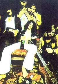 Nazareth - en gang på 70-tallet. Foto: Promo.